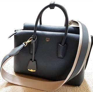 MCM Milla Medium Bag