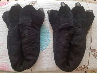 Monster slipper