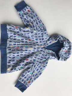 Mother-care baby jacket
