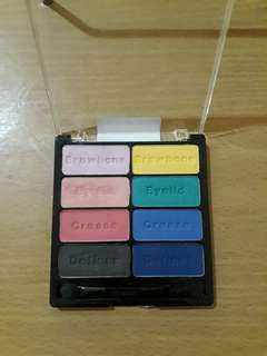 Wet n Wild Eyeshadow Pallet
