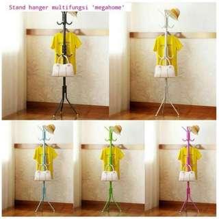 Stand Hanger Multifungsi