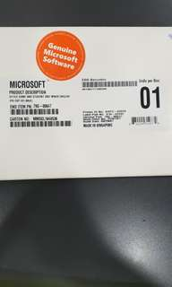 Microsoft office home n student 2007