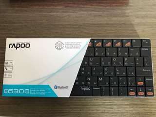 Rapoo Bluetooth Wireless Keyboard - E6300