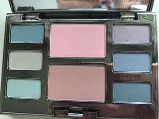 Laura Mercier Eyeshadow and cheek blusher pastel colours