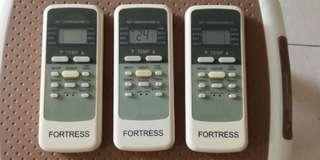 Fortress AC Remote Control
