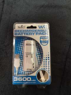 Compatible Wii batteries