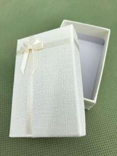 Jewellery gift box x4