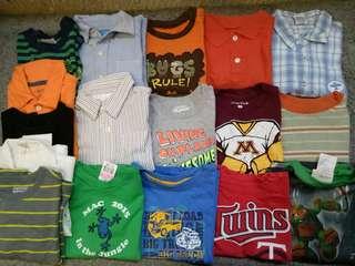 Shirts boy