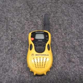 Motorola Talkabout T6210 Walkie Talkie