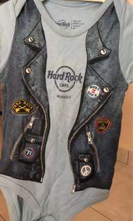 Hard Rock Romper