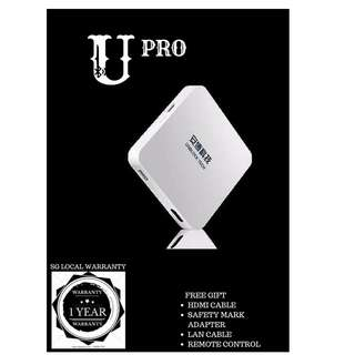 Upro New Vision Free Airmouse & 1 year Warranty