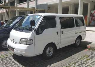 Auto Van (Diesel) for Lease