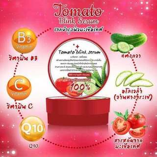 Tomato blink serum from Thailand
