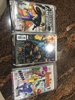 38 Marvel Comics