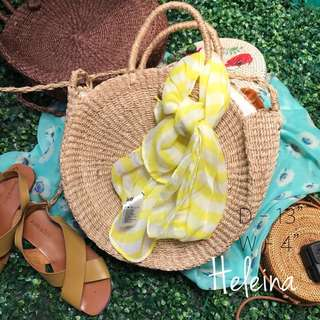 Heleina Abaca Native Bag