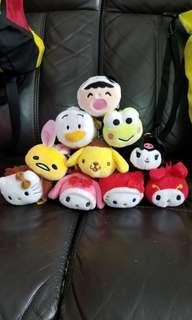 7-11 公仔加聖誕特別版Hello Kitty & Melody