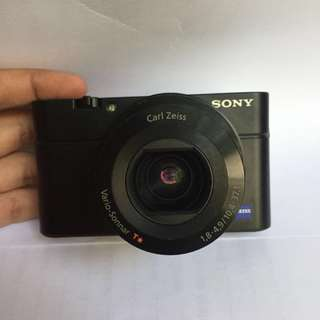 Sony RX100 mark I
