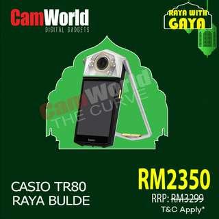 CASIO TR80