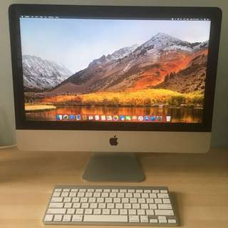 Apple iMac 21.5 (Late 2013)