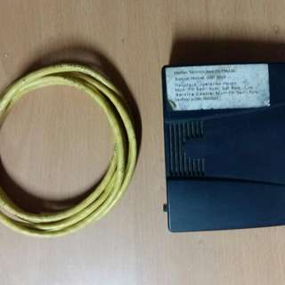 ADSL Modem with Cable FREE