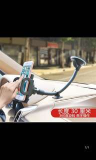 Car phone holder long neck 汽車長管手機支架