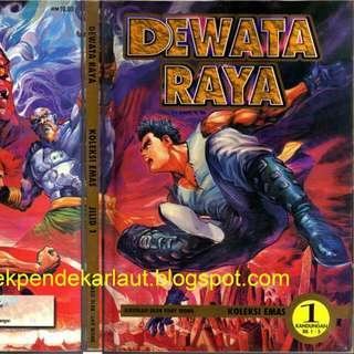 Komik Dewata Raya, Alam Perwira