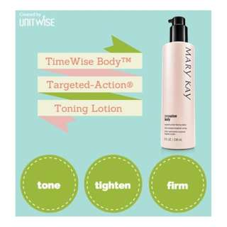 Body Targeted -Action Toning Lotion