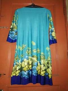 Floral Formal / Office Dress