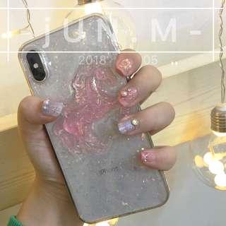 Gel nail Fake nail