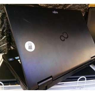 Fujitsu core i5 3rd gen 4 gb ram