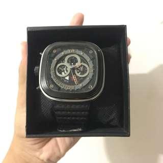 SevenFriday PC Black Limited