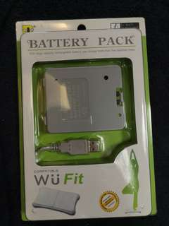 Wii Fit battery