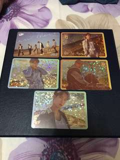 JBJ Yes Card (5 Pieces)