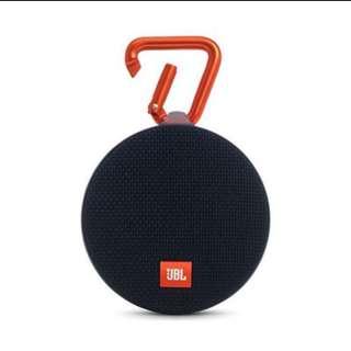 Preorder JBL Clip 2 Waterproof Ultra Portable Bluetooth Speaker 1