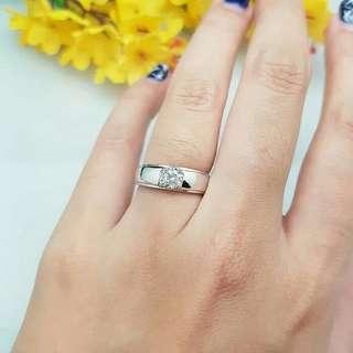 Sandra dewi Wedding ring