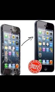 Repaired iPhone
