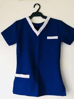 Royal Blue Scrubsuit
