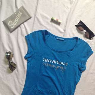 Terranova Blue Shirt