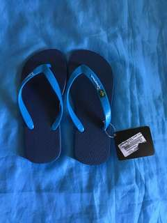 Authentic Blue Ipanema slippers for kid, flip flop, sandals