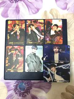 Wanna One Yes Card (7 Pieces)