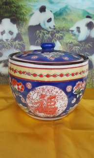 Vintages Chinese Lucky Porcelain Bowl