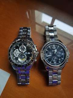 Watches. House spring cleaning