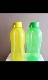 Tupperware Eco 2L Bottle Flip TOP