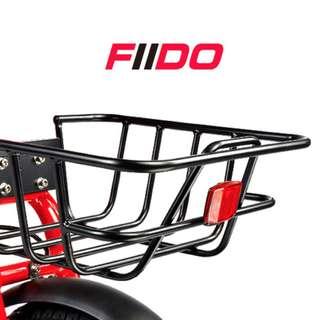 BRAND NEW FIIDO back basket
