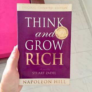 Think rich and grow rich