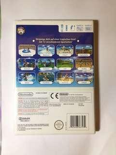 Wii Game <Wii Sports Resort>