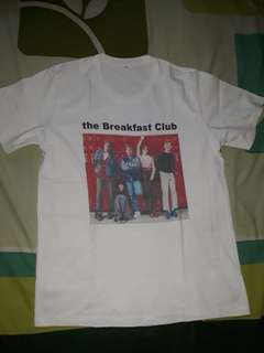 The breakfast club tshirt megapunk