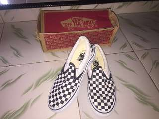 Vans Checker Board (Premium)