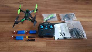 JJRC X1 racing drone