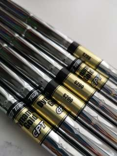 Golf Shaft Dynamic Gold CPT S200